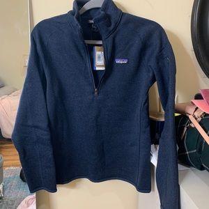 Better Sweater ¼ Zip